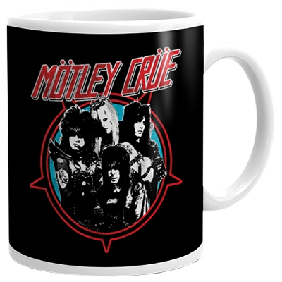 Tasse - Mötley Crüe (Heavy Metal Power)