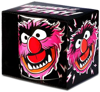 Tasse - Muppets Beware of the Beast