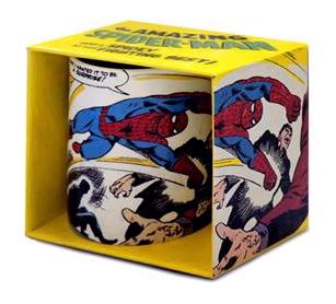 Tasse - Spider-Man - Fighting