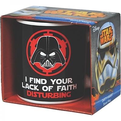 Tasse -  Star Wars - Lack of Faith