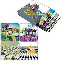 Coaster - Beatles Yellow Submarine