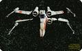 Frühstücksbrettchen - Star Wars - X-Wing Fighter