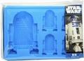 R2D2 Star Wars - Eiswürfelform Silikon