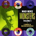 1 x VARIOUS ARTISTS - MAD MIKE MONSTERS VOL. 1