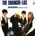 1 x SHANGRI-LAS - REMEMBER (WALKING IN THE SAND)