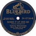 1 x TOMMY MCCLENNAN - SHAKE IT UP AND GO