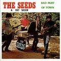 1 x SEEDS AND SKY SAXON - BAD PART OF TOWN
