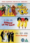 WIZARD OF OZ / SINGIN' / HIGH SOC. (DVD)
