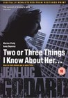 TWO OR THREE THINGS I KNOW AB. (DVD)