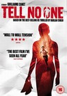 TELL NO ONE (DVD)