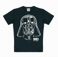 Logoshirt - Star Wars Shirt Darth Vader Schwarz