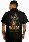 1 x ROOSTERBILLY SUN RECORDS - STEADY CLOTHING HEMD