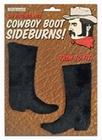 1 x KOTELETTEN/ COWBOY BOOT SIDEBURNS