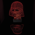 Star Wars Darth Vader LED Lampe
