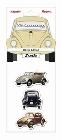 1 x VW BEETLE MAGNETSET - CLASSIC EDITION