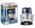 Star Wars POP! Vinyl Wackelkopf-Figur R2-D2