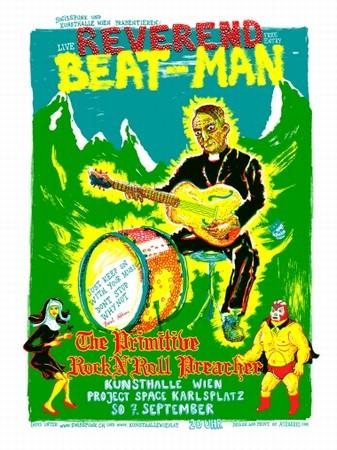 Reverend Beat Man
