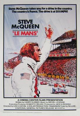 Steve McQueen - Le Mans (colour)