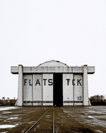 Crosshair Dan MacAdam Plakat Flatstock 12