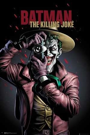 Batman Poster The Killing Joke (Joker)