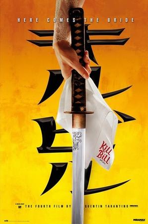 Kill Bill Volume 1 - Here comes the Bride