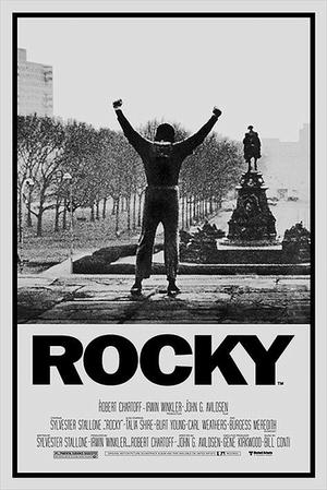 Rocky  Hauptplakat