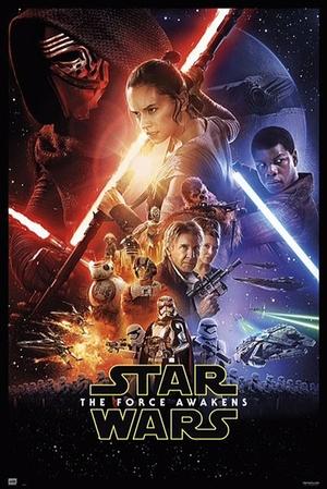 Star Wars: Episode 7 Poster Hauptplakat