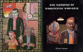 The Mistery of Woolverine Woo-Bait