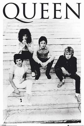 Queen Poster Brazil 81
