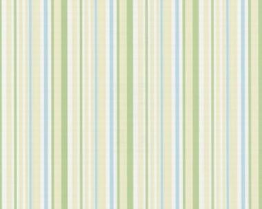 Tapete - Dragoncastle - Streifen Grün