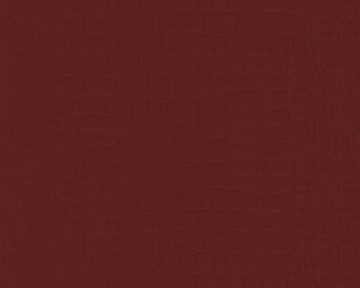 Tapete - Krokodil - Schlangenhaut - Rot