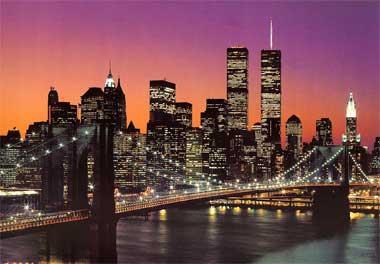 fototapete manhattan skyline new york fototapeten. Black Bedroom Furniture Sets. Home Design Ideas