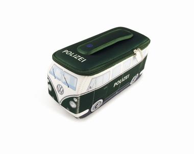 VW T1 Bus 3D Neopren Universaltasche - Polizei