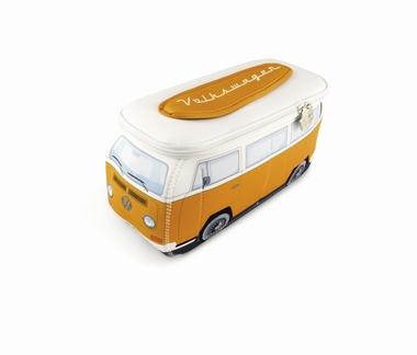 VW T2 BUS 3D NEOPREN UNIVERSALTASCHE - ORANGE