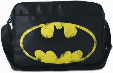 Logoshirt - Batman Logo Tasche - Querformat