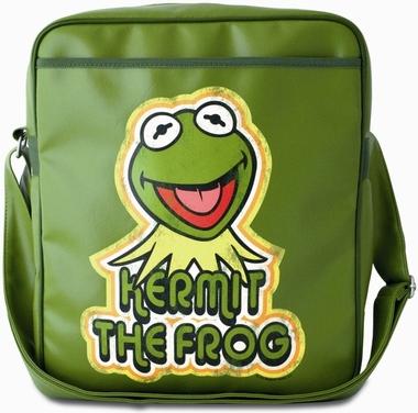Logoshirt - Kermit The Frog Tasche - Hochformat