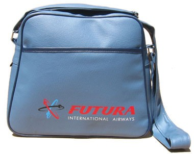 Futura international airways - blue