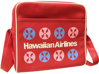 Skyline Tasche - Hawaiian Airlines II - Rot