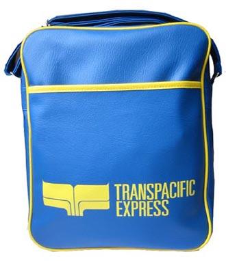 Skyline Tasche - Transpacific Express - Blau