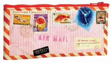 Federmäppchen Airmail