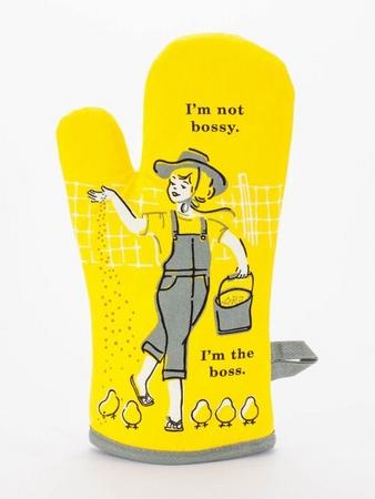 Ofenhandschuh - I Am Not Bossy