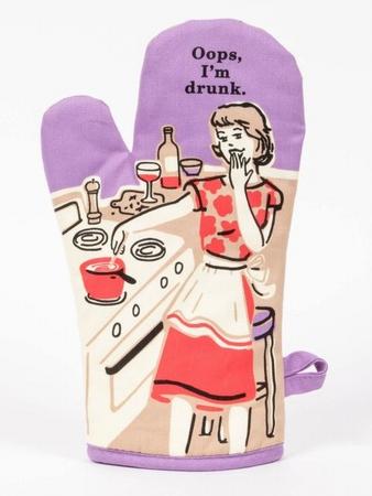 Ofenhandschuh - Oops, I'm Drunk
