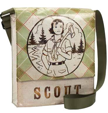 Scout Schultertasche