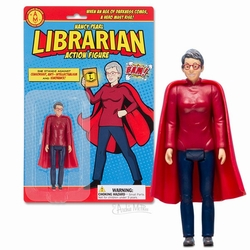 Bibliothekarin Action Figure - Librarian