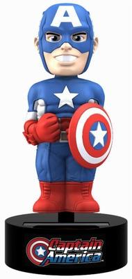 Marvel Comics Body Knocker Wackelfigur Captain America