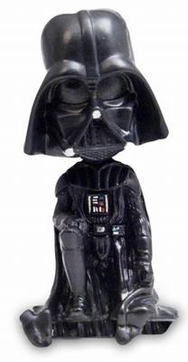Star Wars Darth Vader Wackelfigur Kantenhocker