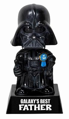 Star Wars Wackelkopf-Figur Darth Vader - Galaxy's best Father