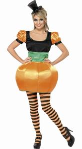 Kürbis Kostüm Damen