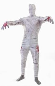 Morphsuit - Mumie - Ganzkörperanzug