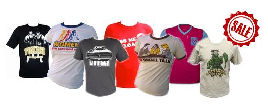T-Shirt Herbst Sale